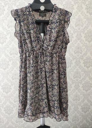 Шифонова сукня, сарафан