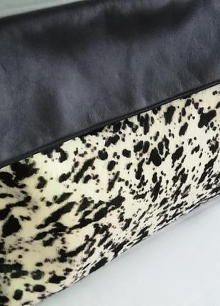 Vip!!! очень стильная, статусная кожаная сумка