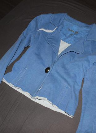 Укороченный пиджак sela