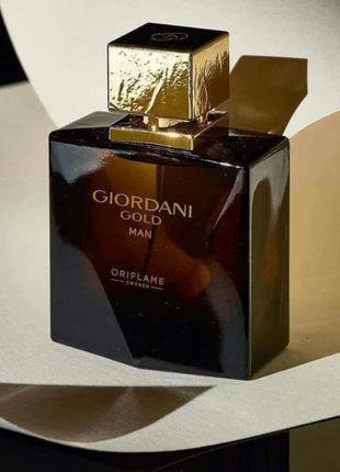 Парфюмированная вода giordani gold man (джордани голд мэн) 32155 орифлейм орифлэйм