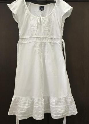 Lerros летнее платье белого цвета р . 42 - 44