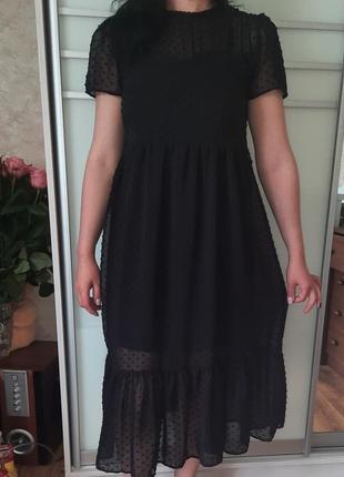 Платье шифон турция1 фото