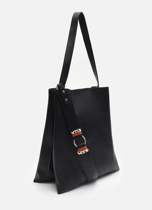 Новая сумка из эко-кожи cropp town