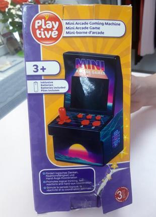 Мини игровой автомат playtive 200 игр7 фото