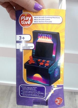 Мини игровой автомат playtive 200 игр2 фото