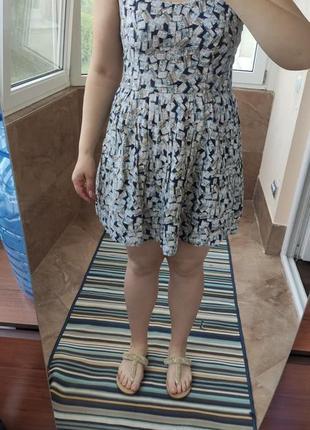Літній сарафан плаття