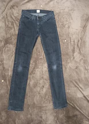 Женские джинсы скинни узкачи lee