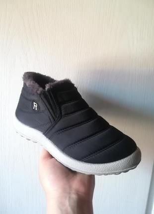 Крутейший полуботиночки ботинки дутики
