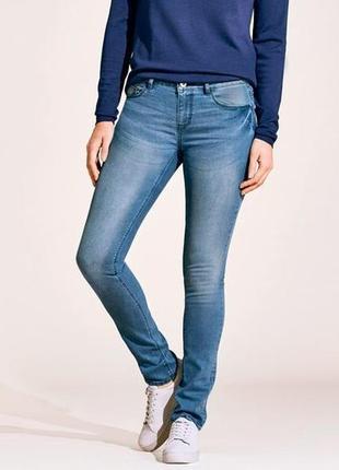 Стильные джинсы скинни от esmara