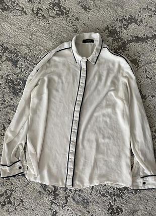 Стильная классическая блуза