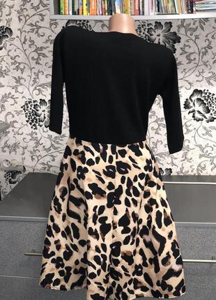 Очень красивое платье модное m-l2 фото