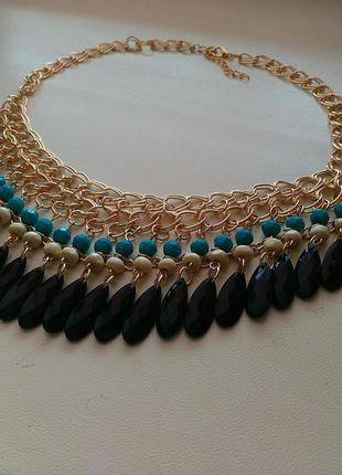 Колье, ожерелье
