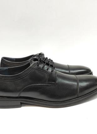 Туфлі шкіряні joop! чорні італія оригінал нові 32 см