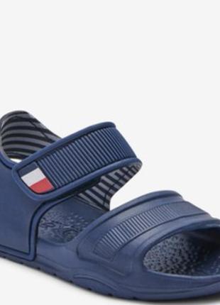 Босоножки сандалии аквашузы кроксы next на мальчика 33 размер