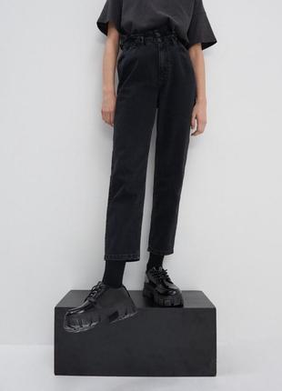 Плотные новые джинсы