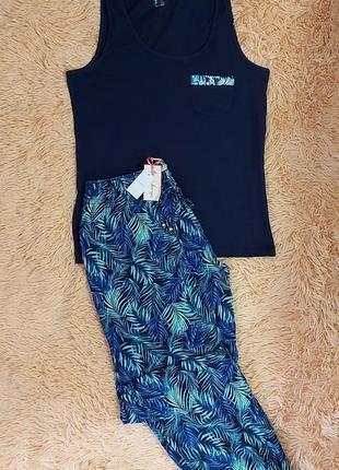 Пижама или костюм для дома , 10-12 размер (евро 38-40)