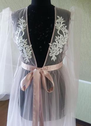 Халатик для невесты