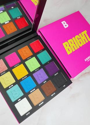 Beauty bay 16 colour palette