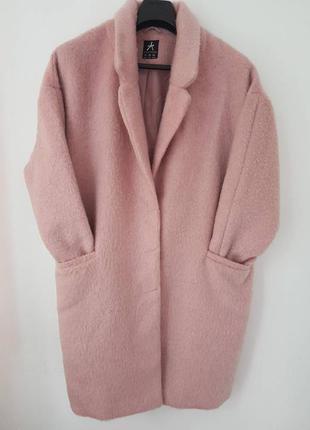 Стильное пальто кокон,оверсайз,бренда atmosphere, подойдет на 46,48,50 р.