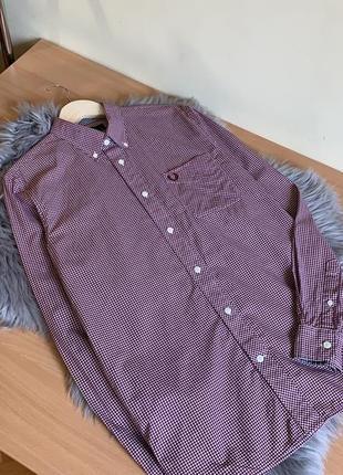 Fred perry новая рубашка