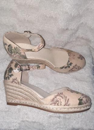 Босоножки туфли graceland германиp.41