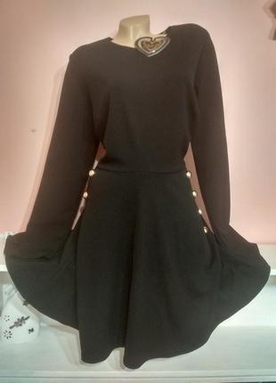Сток с биркой большой размер платье