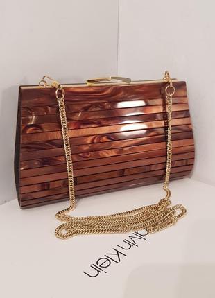 Красивая сумочка crossbody италия ручка цепочка