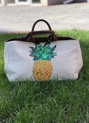 Летняя сумка. производство италия