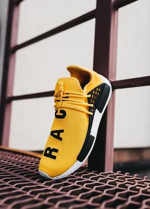 Мужские кроссовки adidas nmd human race 40-41-42-43-44-45
