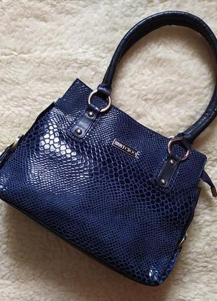 Брендовая сумка сумочка из натуральной кожи jimmy choo