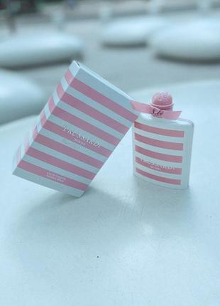 Trussardi donna pink marina trussardi