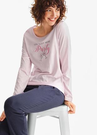 Легкая пижама хлопок 5675.768 c&a