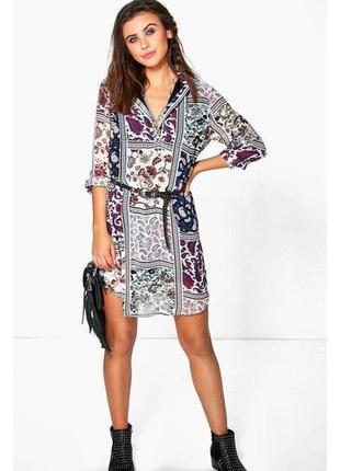 Блуза-платье сток с биркой