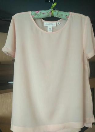 Шикарная легкая футболочка, блузочка.