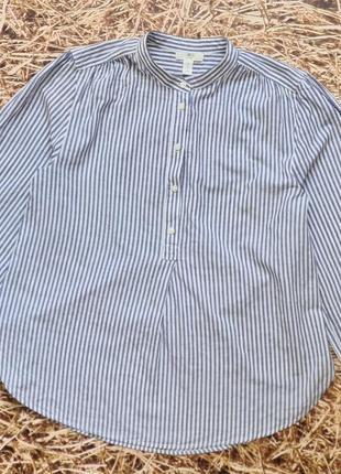 Блуза, хлопок, h&м, 38 размер