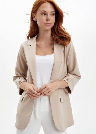 Базовый повседневный пиджак