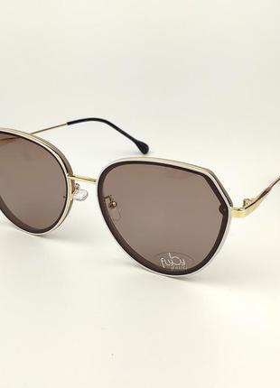 Женские солнцезащитные очки flyby «geometric2»