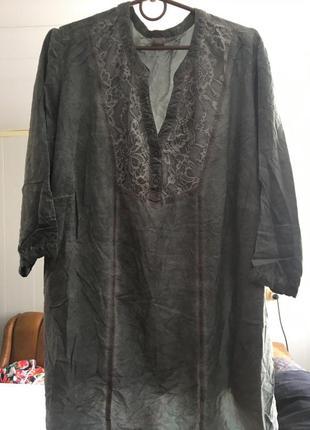 Блуза розмір 54