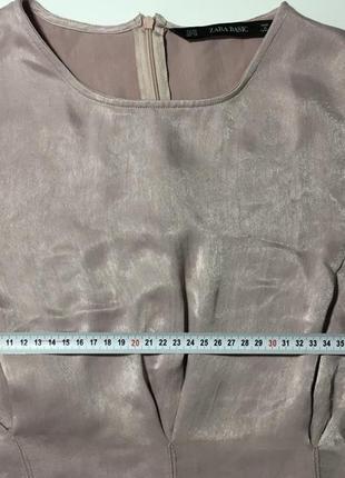 Красивая блуза zara9 фото
