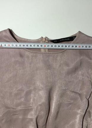 Красивая блуза zara8 фото
