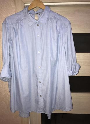 Стильная рубашка от hm+