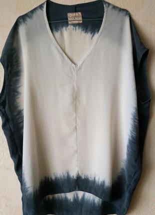 Блуза шелк /gypsy 05/американский бренд