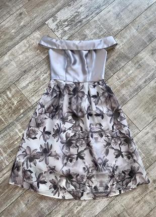 Платье luxe 10 uk m-l