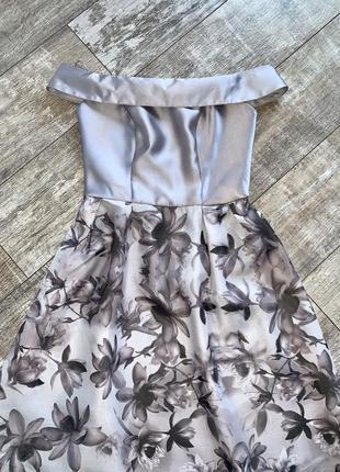 Платье luxe 10 uk m-l3 фото