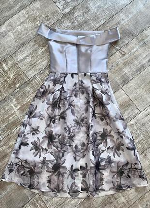 Платье luxe 10 uk m-l8 фото