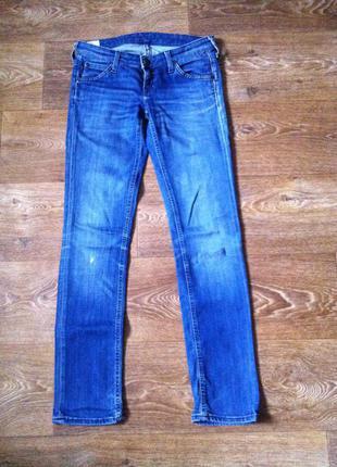 Фирменные джинсы lee размер w28 l31 осенняя распродажа