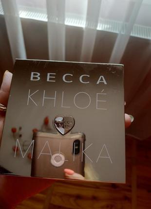 Becca khloe malika