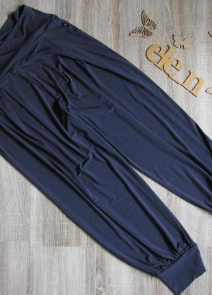Эластичные свободные штаны для дома двора eur 50-54