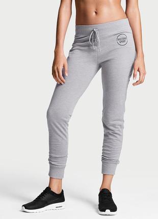 Victorias secret jogger джоггеры спортивные штаны виктория сикрет victoria secret