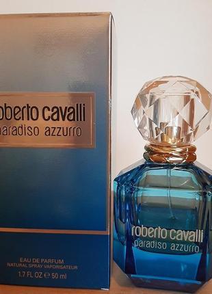 Roberto cavalli paradiso azzurro  парфумована вода